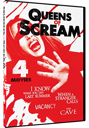 Queens of Scream - 4 Movie Thrill-Fest -  DVD, Rated R, Nimród Antal