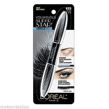 4280e6d1d1f Image Unavailable. Image not available for. Color: L'Oreal Paris Voluminous  Superstar Waterproof Mascara ...