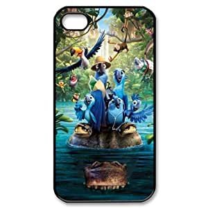 Rio SANDY0008154 Phone Back Case Customized Art Print Design Hard Shell Protection Iphone 4,4S