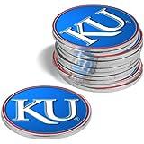 Kansas Jayhawks Golf Ball Markers (4 Pack)