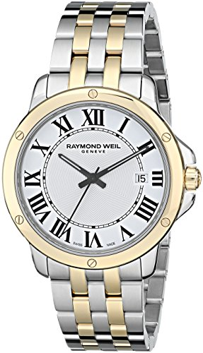 Raymond-Weil-Mens-5591-STP-00657-Tango-Analog-Display-Swiss-Quartz-Two-Tone-Watch
