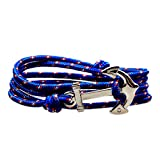 SWEETIE 8 Unisex Men's Women's Silver Nautical Anchor Review and Comparison