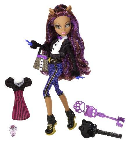 Monster High- Sweet 1600 Doll - Clawdeen Wolf ()