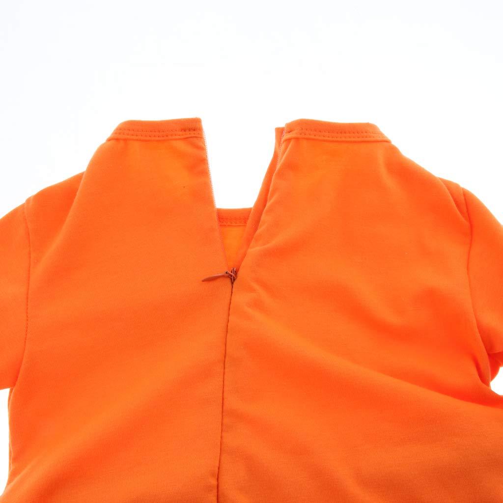 F Fityle Combinaison B/éb/é Combi-pantalon /à Manches Longues Pour B/éb/é Combi-short Romper One Piece