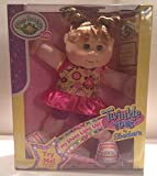 Cabbage Patch Kids Twinkle Toes by Skechers Caucasian Girl Red Hair/Blue Eyes