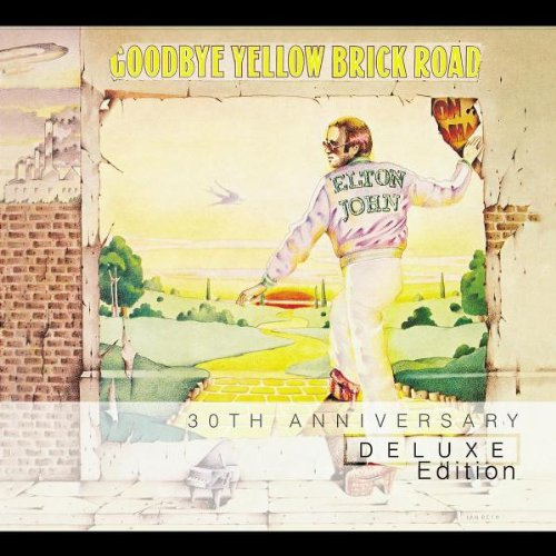 Elton John Goodbye Yellow Brick Road [Remastered Deluxe Edition 2CD] (2014)