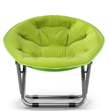 LYLLB-Folding chair Silla Adulta De La Luna, Silla De Sol ...