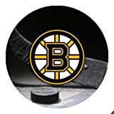 Bruins Hockey Round Mousepad Mouse Pad Great Gift Idea Boston