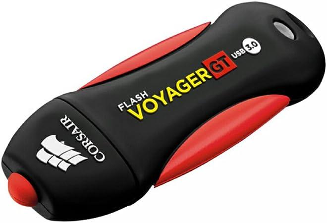 Corsair Cmfvygt3b 128gb Flash Voyager Gt Usb Stick Usb Computer Zubehör