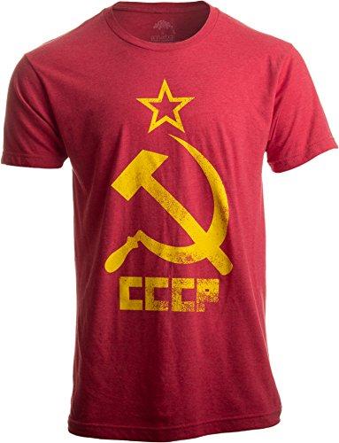 667de54d1 Cccp t-shirt the best Amazon price in SaveMoney.es