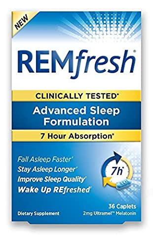 Remfresh 2mg Advanced Sleep Formulation (Cvs Hours)
