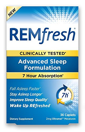 Remfresh 2mg Advanced Sleep Formulation by REMfresh