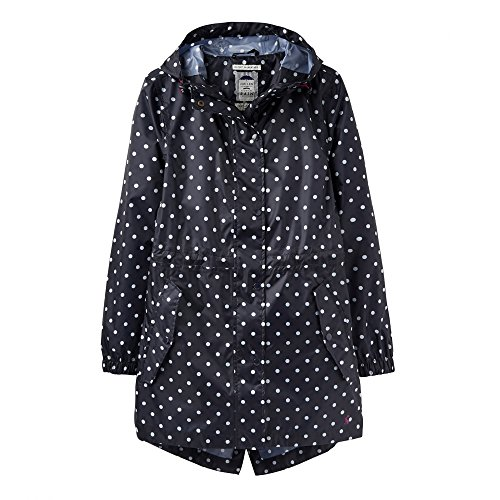 Joules Ygolightly Jacket 8 Reg Navy Spot by Joules (Image #6)'