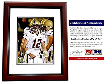 Matt Ryan Signed - Autographed Boston College Eagles 11x14 inch ...