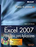 img - for Excel 2007: Visual Basic Para Aplicaciones/ Visual Basic for Applications (Spanish Edition) book / textbook / text book