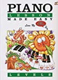 Piano Lessons Made Easy Level 2 (Faber Edition)