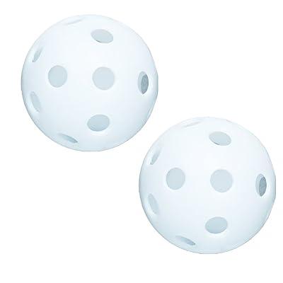 Practice Softballs - 2pk. of Plastic Softballs: Toys & Games