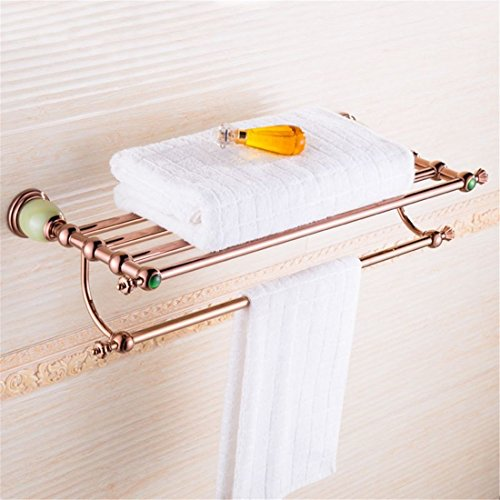 LINA bathroom accessories LAONA European-style rose gold gre