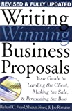 Writing Winning Business Proposals 9780071396875