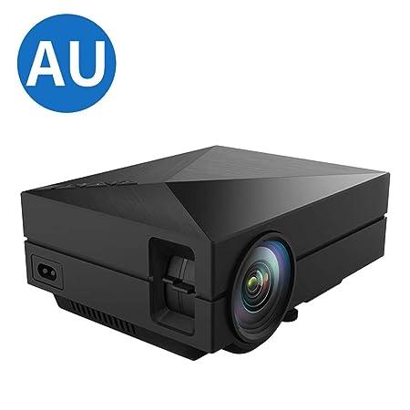 WZHESS Proyector 800LMS, portátil 800X480p Mini Soporte HD ...