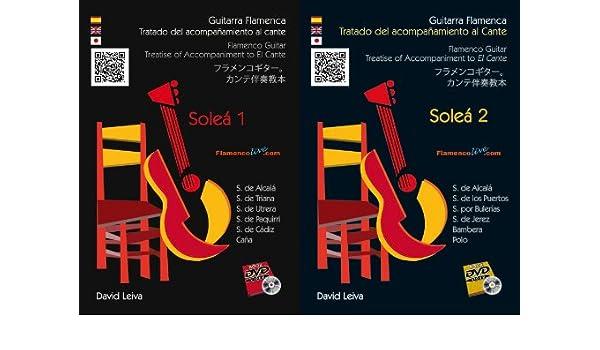 Guitarra Flamenca.Tratado Acompañamiento al Cante - Pack Soleá ...