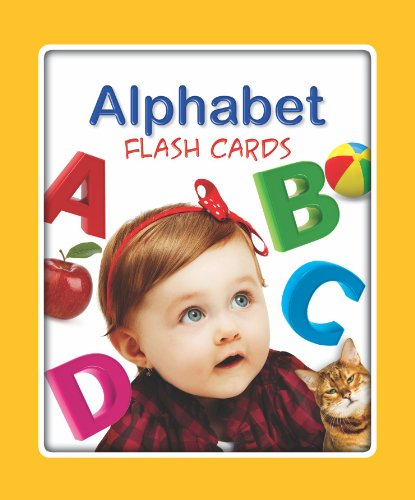 Giant Alphabet Flash Cards (Amazing Flash Cards Book 7)