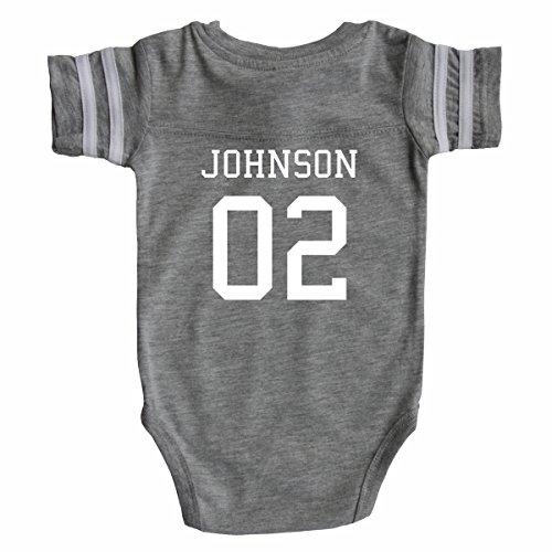 Custom Baby Bodysuit - 2