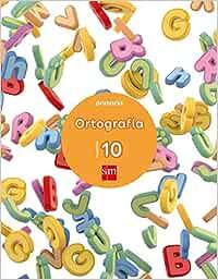 Cuaderno 10 de ortografía. Primaria - 9788467592979