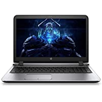 Premium High Performance HP Business Probook Laptop PC 15.6 HD+ Dispay AMD Quad-Core A10-8700P Processor 16GB RAM 1TB HDD DVD+/-RW HDMI VGA Bluetooth Wifi Webcam Windows 10-Black