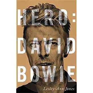 Hero : David Bowie book jacket