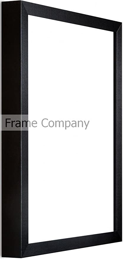 Frame Company 24 x 18-inch Wooden Picture Photo Frame, Black: Amazon ...
