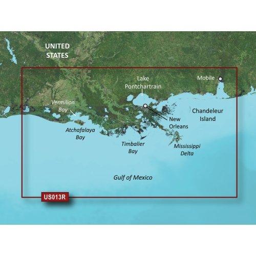 Garmin VUS013R - Mobile to Lake Charles - SD Card-Cartography - Garmin | BlueCha (Charles Shopping Lake La)