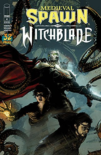 MEDIEVAL SPAWN WITCHBLADE #4 COVER A