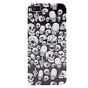 Numerous Skull Protective Hard Case Cover for iPhone 5/5S