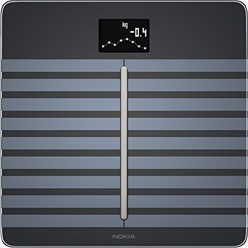 Withings Body Cardio - Heart Health and Body Composition Wi-Fi Scale, Black by Withings