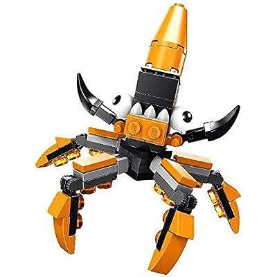 LEGO Mixels TENTRO 41516 Building Kit: Toys & Games