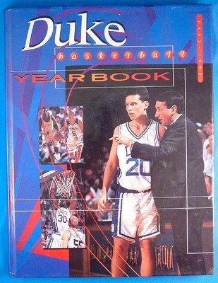 Duke University Durham Nc - Duke University Basketball 1995-96 Yearbook
