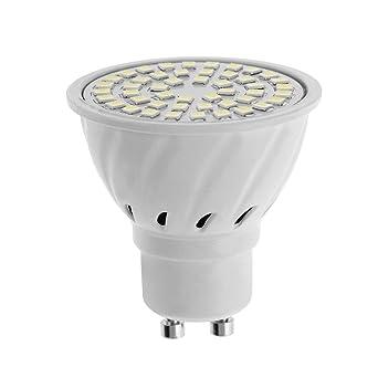 Luz del Coche Starnearby Gu10 Ac 220-240V 48Led Proyector Bombilla Lámpara de Luz de