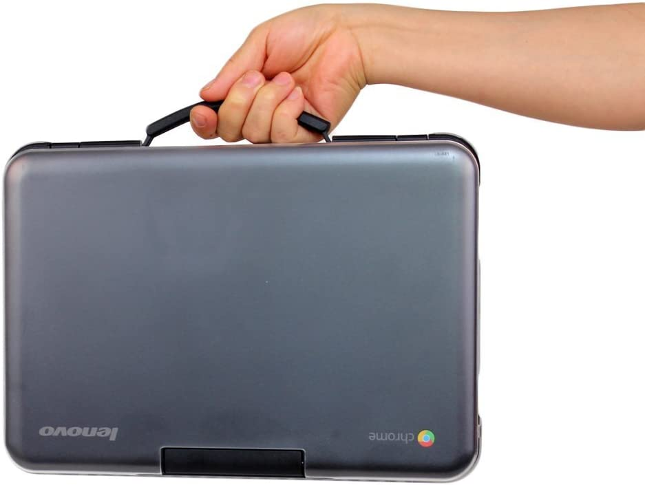 "iPearl mCover Hard Shell Case for 11.6"" Lenovo N21 / N22 Series Chromebook Laptop (NOT Fitting Lenovo N22 Winbook) (Clear)"