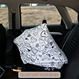 Baby Car Seat Covers, Nursing Covers, Carseat