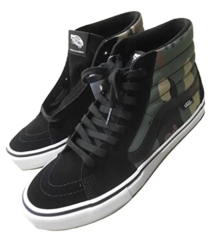 Vans Sk8 Hi Pro SchwarzGum | Vans Hi top Sneaker Schwarz
