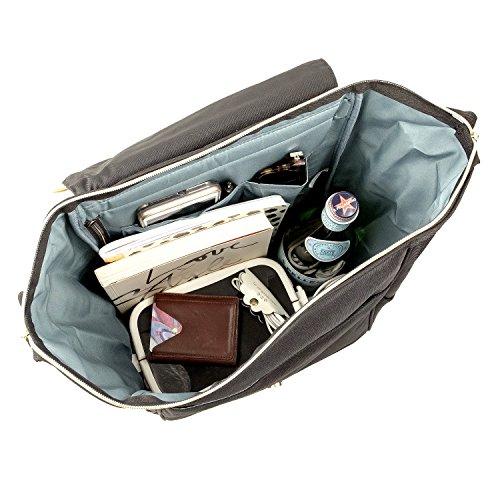 Kjarakär Best Backpack for Travel, Commuter and Daypack. Great Gift! by Kjarakar (Image #3)