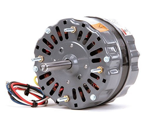 1/8 HP Direct Drive Blower Motor 1550 RPM, 3-Spd 115V Dayton # 4YU34 by Dayton