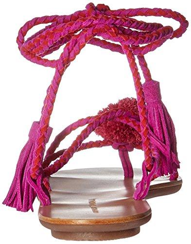 Bo Azalea Women's Flame Flat Sandal Loeffler Randall 6XHnSqwxSE