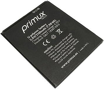 Primux PTBAT#N1210115 - Batería para smartphone, 2100 mAh ...