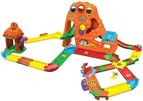 Amazon.com: VTech - 191905 - Toot Toot Drivers - Canyon ...