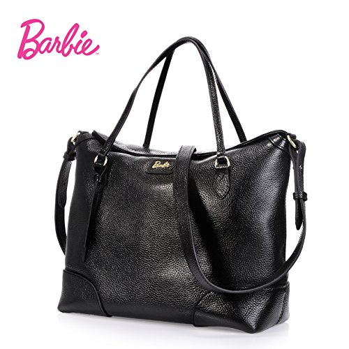 Fashion Pure Porté à Shopping à la Filles Couleur Elégant pour en Barbie Femmes BBFB100 Mode Moderne de Sac Cuir Main Bandoulière Cool Epaule de Simple série XUxSnTf
