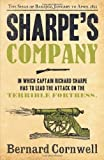 img - for Sharpe's Company: The Siege of Badajoz, January to April 1812 (The Sharpe Series, Book 13) by Cornwell, Bernard (2012) book / textbook / text book