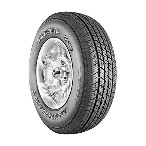 Mastercraft Courser HTR Touring Radial Tire - 255/70R15 108S