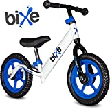 Bixe Extreme Light (4 lb) Blue Balance Bike for Kids and Toddlers 18 Months to 5 Years